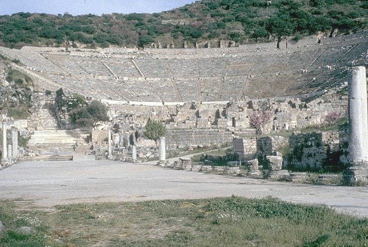 Riot at Ephesus